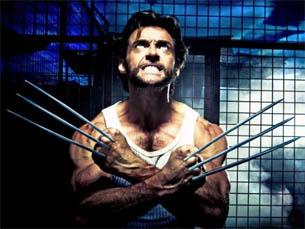 """Hugh Jackman volta a vestir a pele de Wolverine em mais um """"blockbuster"""" inspirado no universo Marvel Foto: DR"""