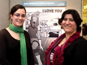 As artistas vão colaborar com o Iberanime, um evento de cultura japonesa, em Lisboa Foto: DR