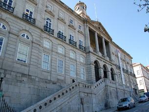 O Palácio da Bolsa é Monumento Nacional Foto: Rita Duarte