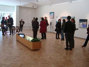 Observatório está patente no museu da FBAUP até 17 de Março Foto: Catarina Leite