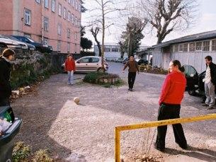 O ambiente familiar de JCC em 2000 Foto: João Abrunhosa