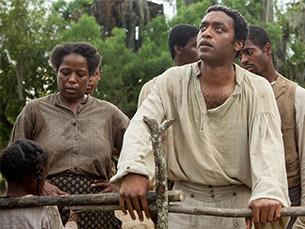 12 Anos Escravo foi o premiado com o Óscar para o melhor filme de 2013 Foto: DR