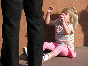 Existem 600 crianças por adoptar em Portugal Foto: Bernardo Barlach/Flickr