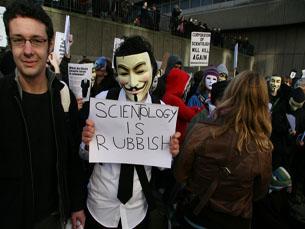 Os Anonymous já antes tinha tentado este ataque, sem sucesso. Skenmy