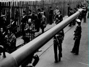 A liberdade de informação deixou de ser uma utopia a partir do 25 de abril de 1974 Foto: António Cunha / DR