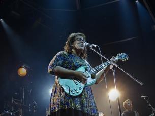 Os Alabama Shakes nasceram em 2009 e marcaram presença no festival pela primeira vez, conquistando desde logo o público Foto: Sara Pimenta