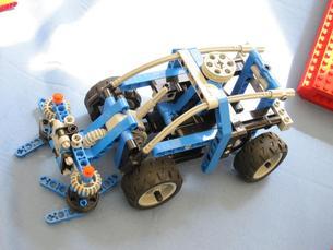 Os LEGO têm