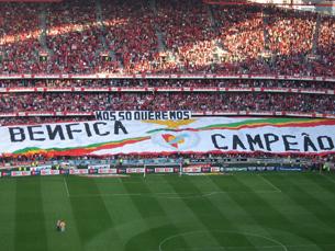 Benfica conquistou um título que fugia há quatro temporadas Foto: DR
