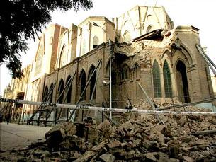 Terramoto de 27 de Fevereiro matou mais de 500 pessoas Foto: Globovisión /  Flickr