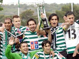 Sporting é o segundo clube com mais títulos na Taça de Portugal Foto: Sporting CP