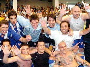 A hegemonia do FC Porto no hóquei em patins continua. Foto: FC Porto