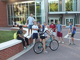 Os cursos permitem aprender o idioma no seu próprio contexto cultural Foto: York College of PA