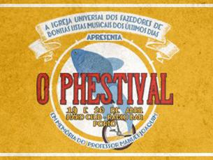 O grupo IUFBLMUD, responsável pela organização do festival, tem mais de quatro mil seguidores Foto: DR