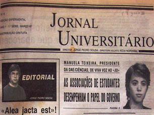 A 1.ª edição do JUP foi publicada em março de 1987 Foto: JUP
