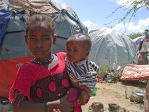 A Somália é o quinto maior país de origem de refugiados a nível mundial Foto: UNHCR