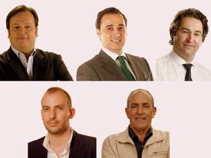 Em Valongo, as eleições autárquicas vão ser disputadas pelos cinco principais partidos portugueses Foto: DR