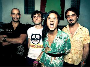 Bomba Estéreo atua no palco do festival de reggae a 27 de junho Foto: DR