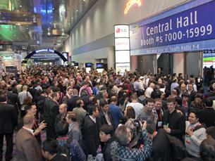 A maior feira de tecnologia do mundo começou hoje em Las Vegas e só termina dia 11 Foto: CES