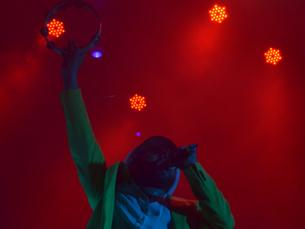 No primeiro dia do festival, os Cais Sodré Funk Connection foram uma aposta ganha Foto: Rosa Azevedo