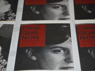 A segunda edição do Cine Qua Non foi lançada ontem no Porto Foto: Jorge Ferreira