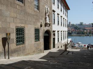 A Casa do Infante, na Alfândega, vai ser um dos espaços do Porto com entrada livre Foto: Arquivo JPN
