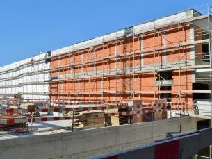 O novo campus da Porto Business School vai ter capacidade para mil estudantes Foto: Joana Lopes Mendes