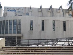 """Edifício do """"Dallas"""" deverá ser reabilitado depois da legalização Foto: Renata Silva"""