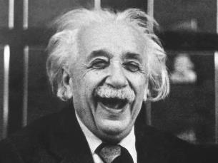 Albert Einstein ganhou o prémio Nobel da Física em 1921 Foto: DR