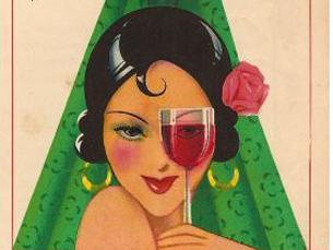 A Reitoria da UP recebe imagens dos rótulos e dos cartazes de Vinho do Porto até 26 de outubro Foto: DR