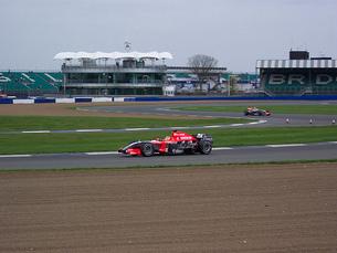 Tiago Monteiro já não faz parte do circuito F1, mas continua a acompanhar todas as incidências Foto: cabrinigreen/Flickr