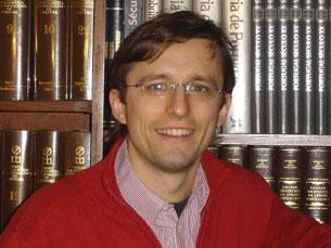 Jorge Freitas venceu a terceira edição do Prémio José Anastácio da Cunha. Foto: FCUP