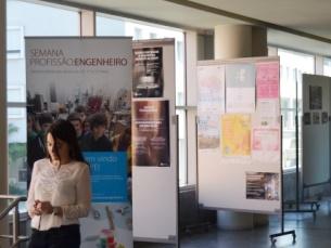 """A Faculdade de Engenharia da Universidade do Porto acolhe mais uma """"Semana Profissão: Engenheiro"""" Foto: JPN"""