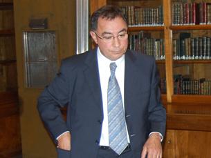 Fernando Ferreira sucede a Maria de Lurdes Correia Fernandes no cargo Foto: Jorge Ferreira