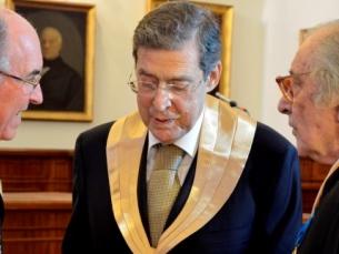Vasco Graça Moura foi distinguido com o Doutoramento Honoris Causa Foto: JPN