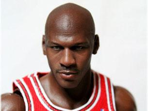 Michael Jordan como figura de ação Foto: DR