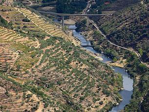 A barragem do Tua é uma das dez previstas pelo PNBPH Foto: Julio Caldas / Flickr
