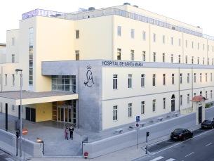 Hospital Santa Maria dá resposta rápida a suspeita de doenças oncológicas Foto: Arquivo JPN