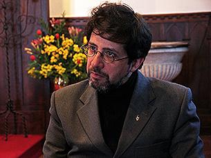 José Manuel Cerqueira é pastor na igreja