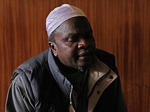 Para Camará, a crença em Alá não pode ser manchada pela dúvida Foto: Afonso Ré Lau