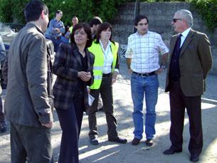 Trabalhos foram iniciados a 17 de Março Foto: Inês Figueiras/Arquivo JPN