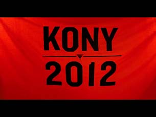 Kony 2012 é o mais recente projeto do grupo Invisible Children Foto: DR