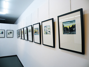 Galeria da Mundo Fantasma abriu com trabalhos de Marcellus Hall Fotos: David Pinheiro Silva
