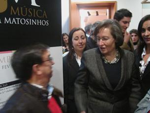 Ministra da Educação afirma que não faz sentido mudar o modelo de avaliação dos professores Foto: Ana Silva/Arquivo JPN
