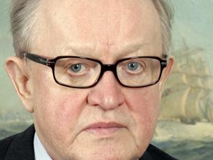 """Ahtisaari lutou nos últimos 20 anos """"pela paz e pela reconciliação"""" Foto: ONU"""