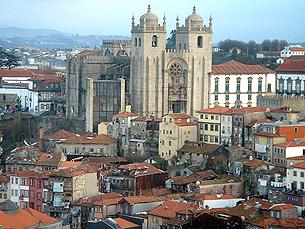 Com a fuga de atividades económicas, o centro histórico viu a sua população reduzida Foto: Arquivo JPN