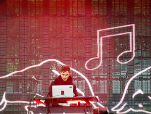 Nicolas Jaar atua em Portugal a 12 de julho brixton | Flickr