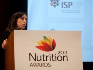 Os prémios são atribuídos pela Associação Portuguesa dos Nutricionistas e a GCI. Foto: DR