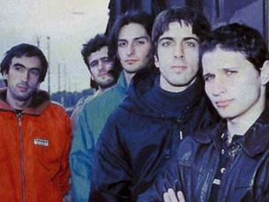 O grupo portuense terminou em 2002 Foto: DR