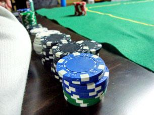 Número de adeptos do Poker aumenta Foto: Melanie Antunes