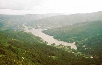 Parque de Peneda no Gerês é o maior parque nacional Foto: